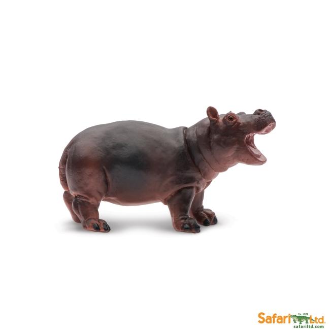 Hippopotamus Baby Vinyl Figure