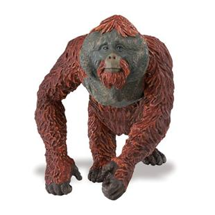 Orangutan Male Vinyl Figure