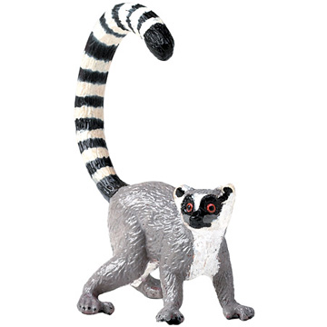 Ring-tailed Lemur Vinyl Figure