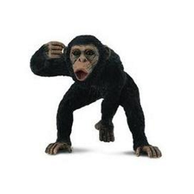 Chimpanzee Male Vinyl Figure