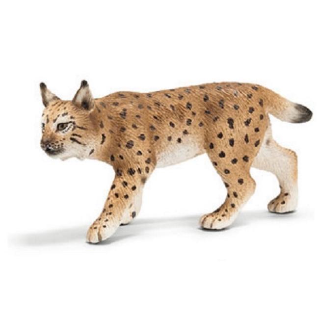 Female Lynx Vinyl Figure