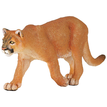 Mountain Lion Vinyl Figure