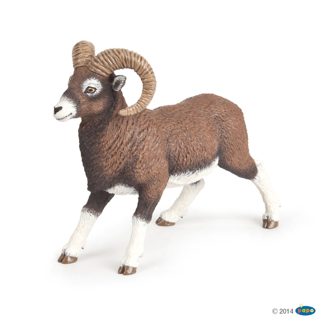 Mountain Sheep Vinyl Figure