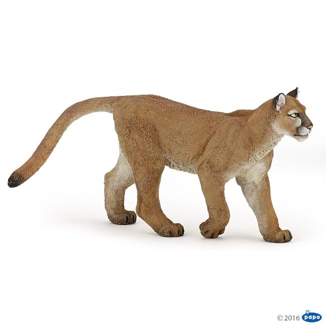 Puma Vinyl Figure