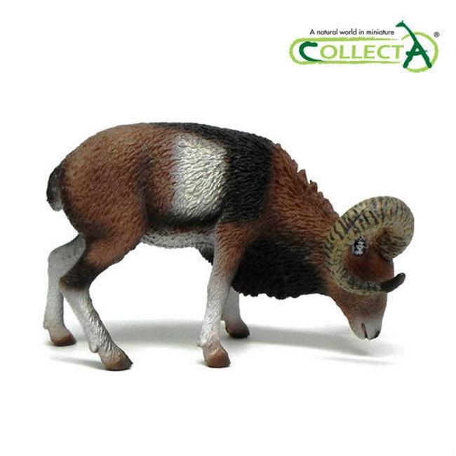 European Mouflon Vinyl Figure