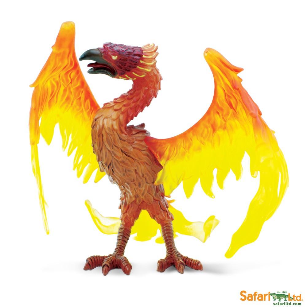 Phoenix Vinyl Figure