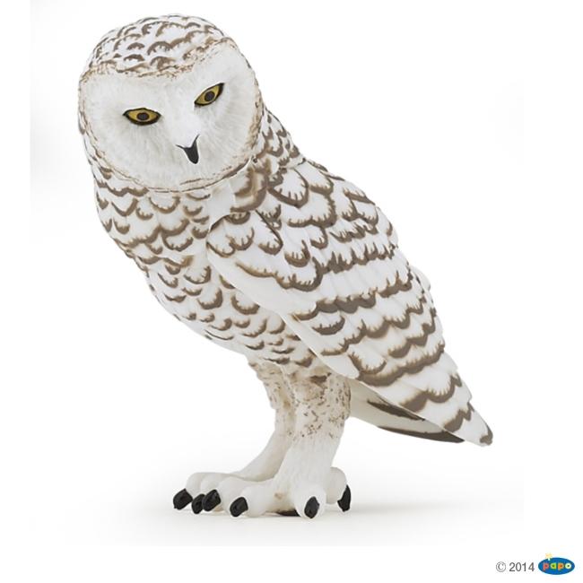 Snowy Owl Vinyl Figure