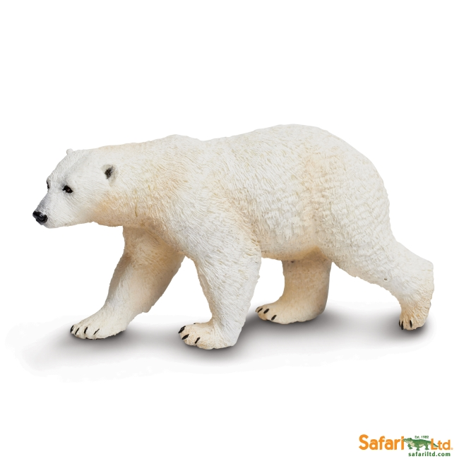 Polar Bear Vinyl Figure