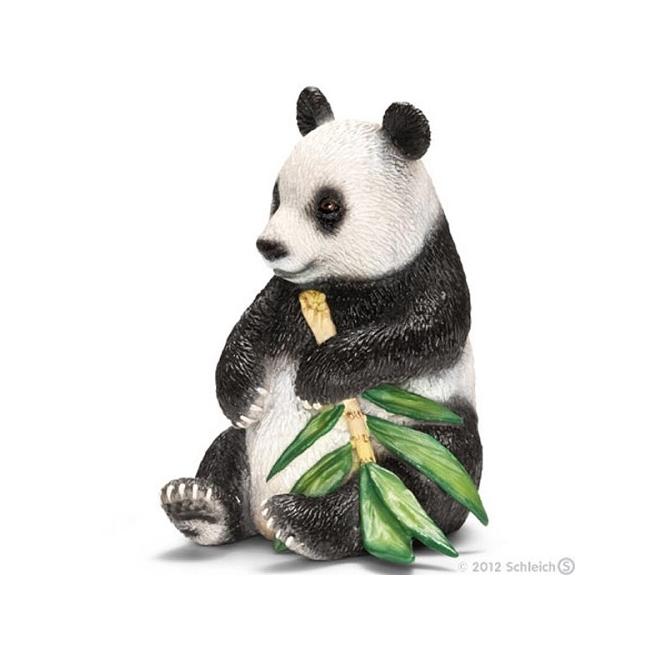 Panda with Bamboo Vinyl Figure