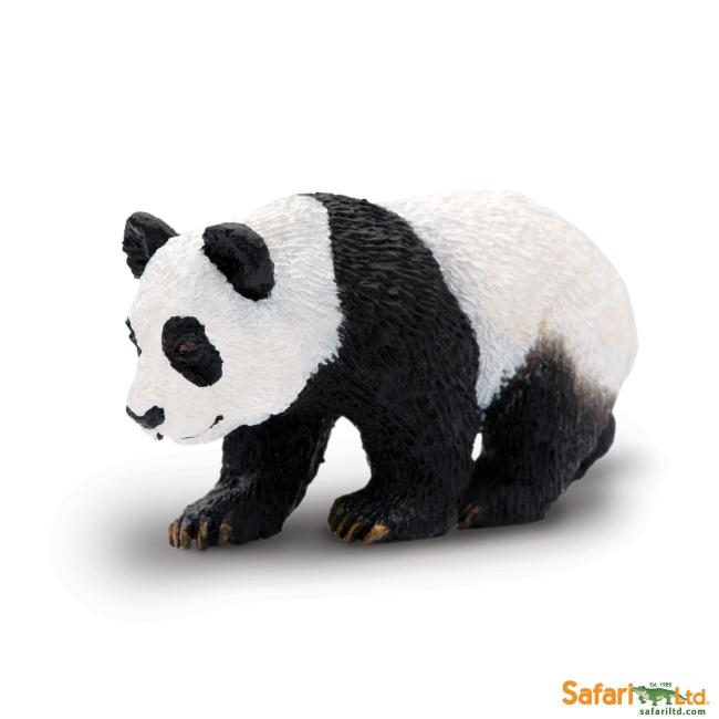 Panda Cub Vinyl Figure