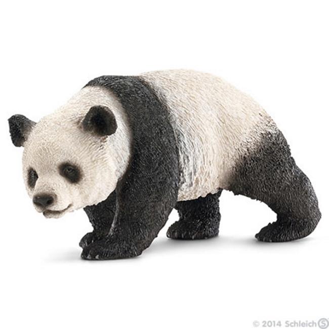 Giant Panda Female Vinyl Figure