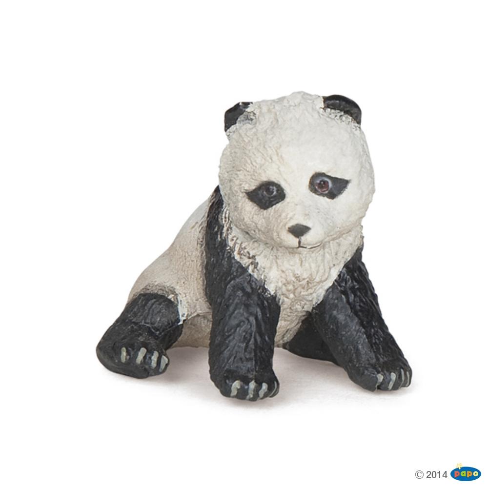 Sitting Panda Baby Vinyl Figure