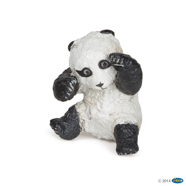 Playing Panda Baby Vinyl Figure