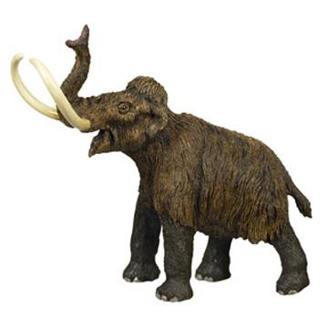 Wooly Mammoth Vinyl Figure