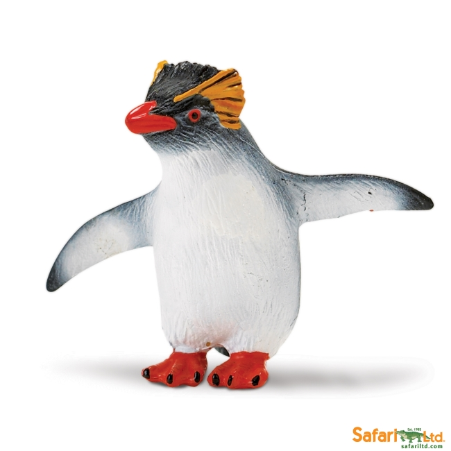 Rockhopper Penguin Vinyl Figure