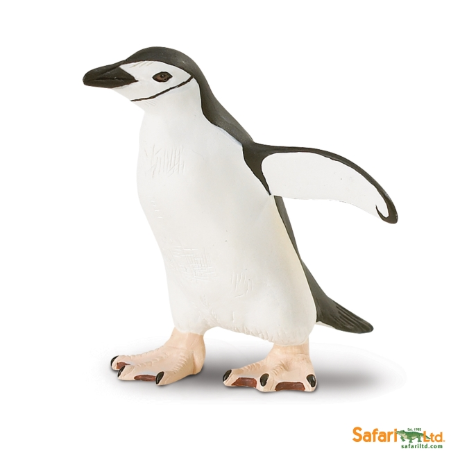 Chinstrap Penguin Vinyl Figure