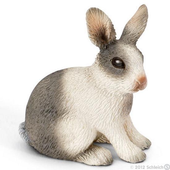 Sitting Rabbit Vinyl Figure