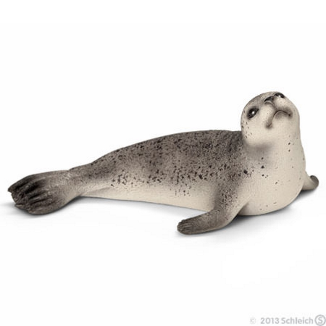 Harbor Seal Vinyl Figure