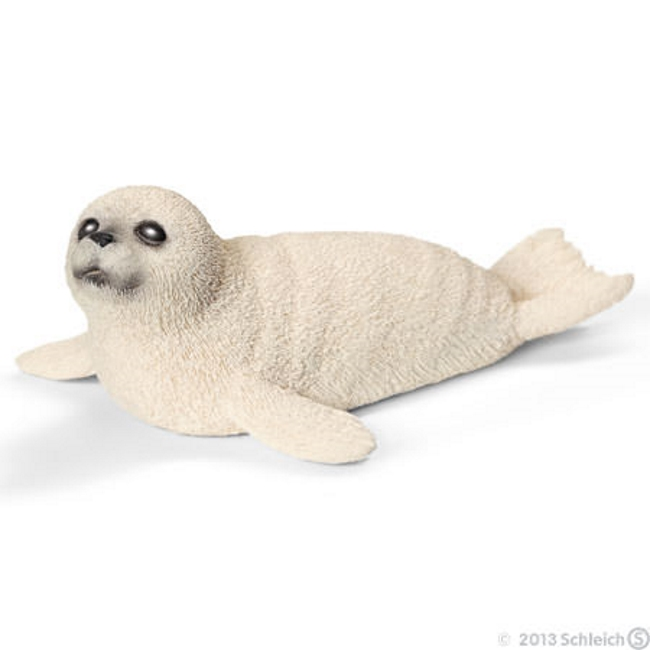Harbor Seal Cub Vinyl Figure