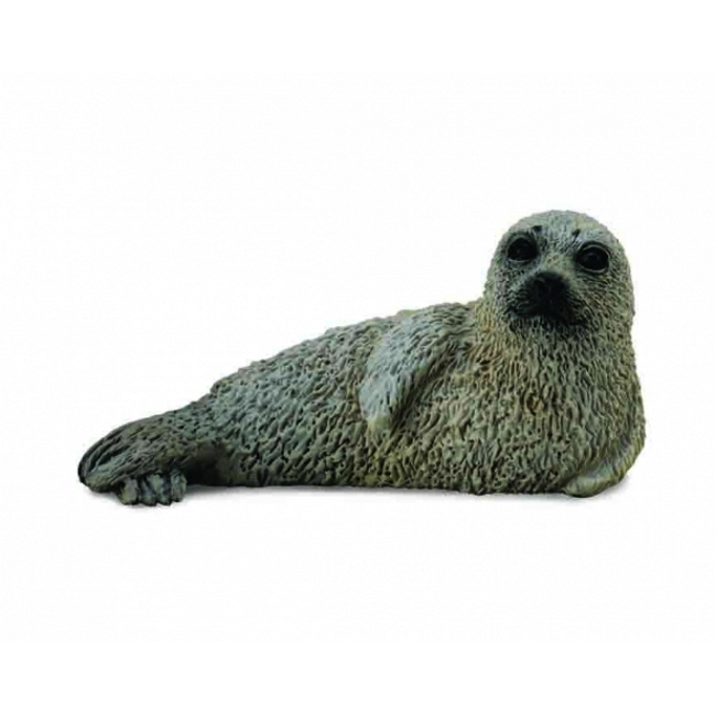Spotted Seal Pup Vinyl Figure