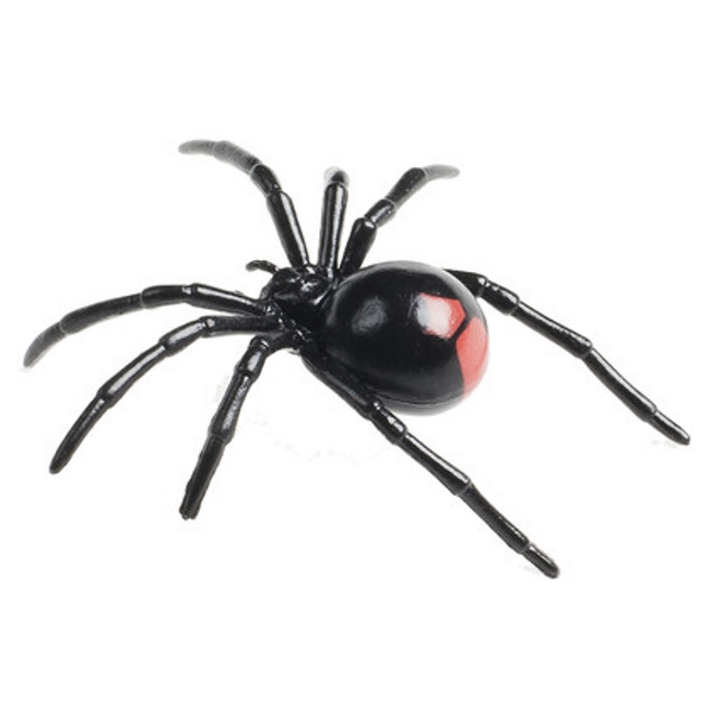 Red-back Spider Vinyl Figure