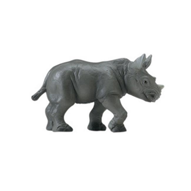 White Rhino Baby Vinyl Figure