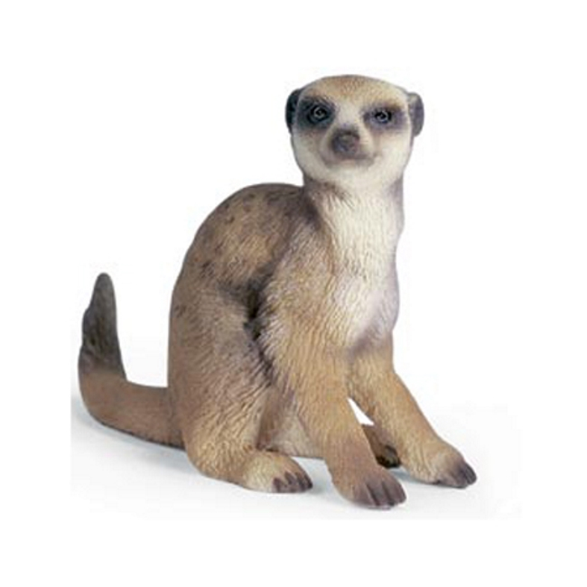 Meerkat Sitting Vinyl Figure