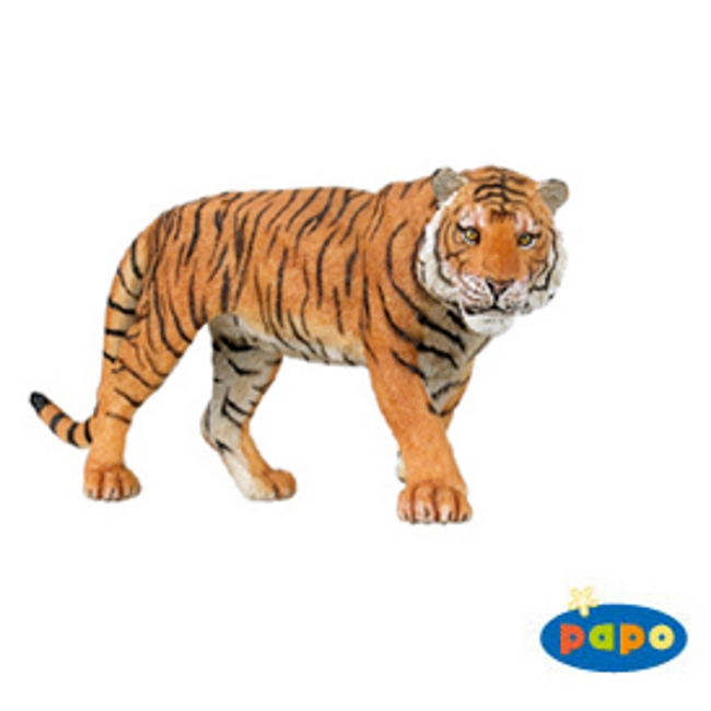 Male Tiger Vinyl Figure