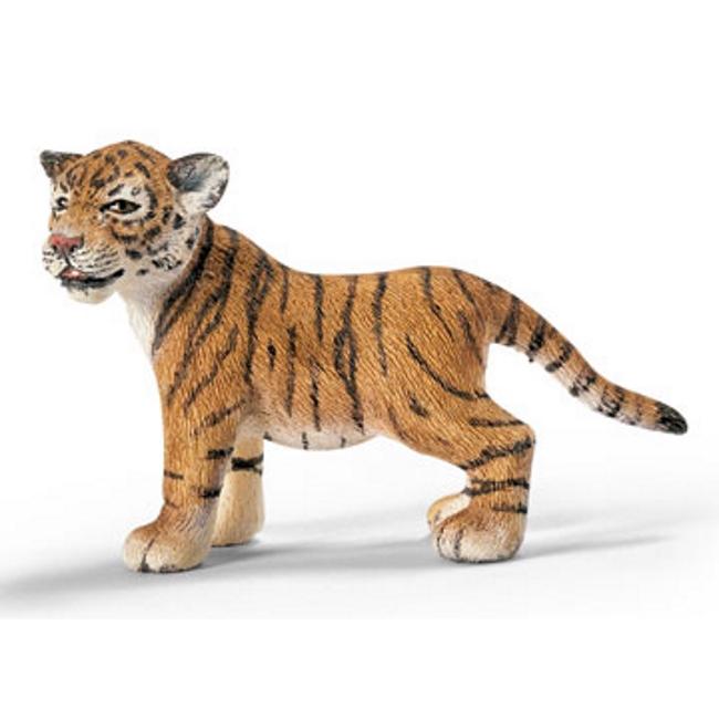 Standing Tiger Cub Vinyl Figure