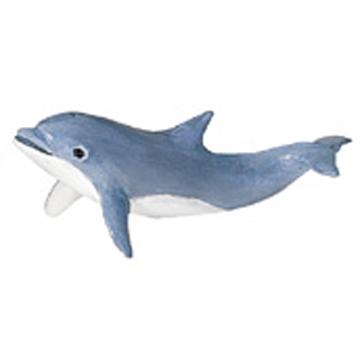 Bottlenose Dolphin Calf Vinyl Figure
