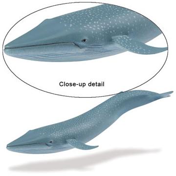 Blue Whale Vinyl Figure