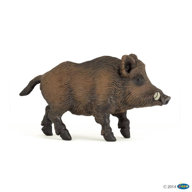 Wild Boar Vinyl Figure