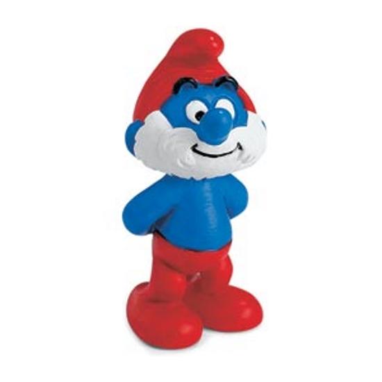 Papa Smurf Vinyl Figure