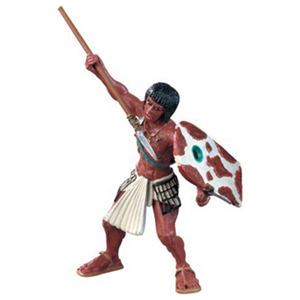 Ancient Egyptian w/Spear Vinyl Figure