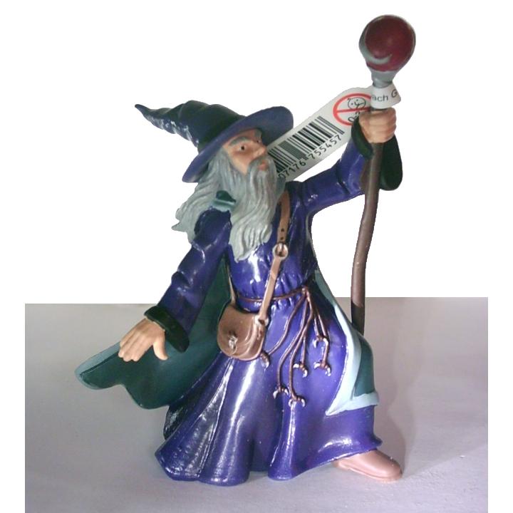 Magician Vinyl Figure
