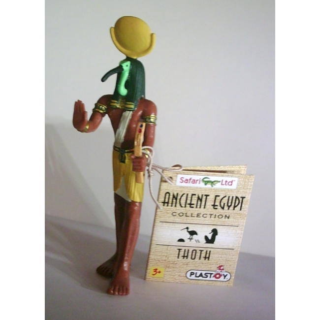 Thoth Vinyl Figure
