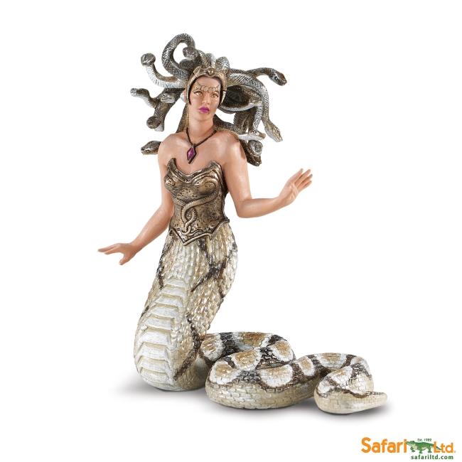 Medusa Vinyl Figure