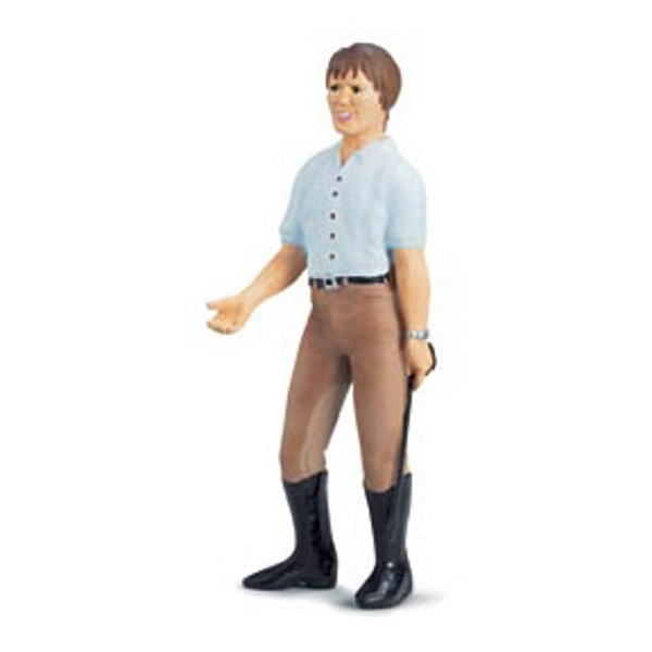 Riding Instructor Vinyl Figure
