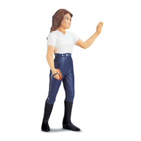 Stable Girl Vinyl Figure
