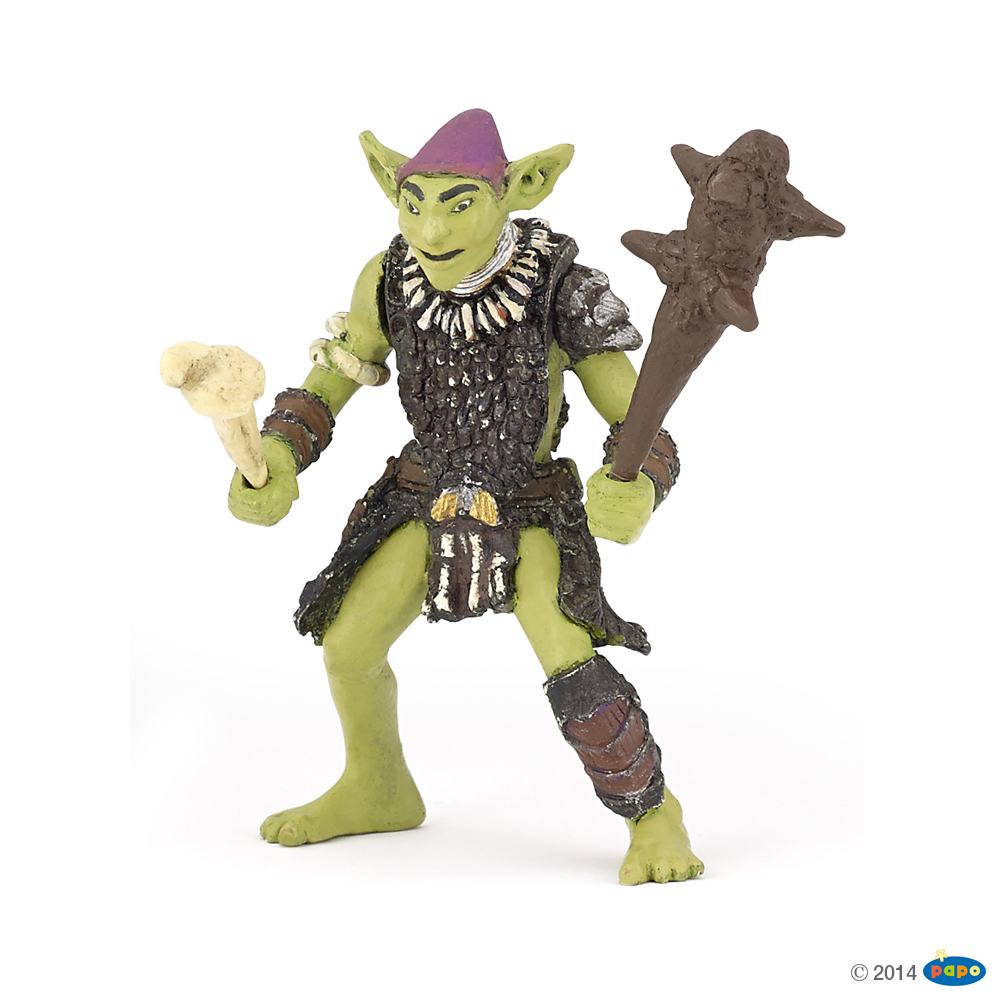 Goblin Warrior Vinyl Figure