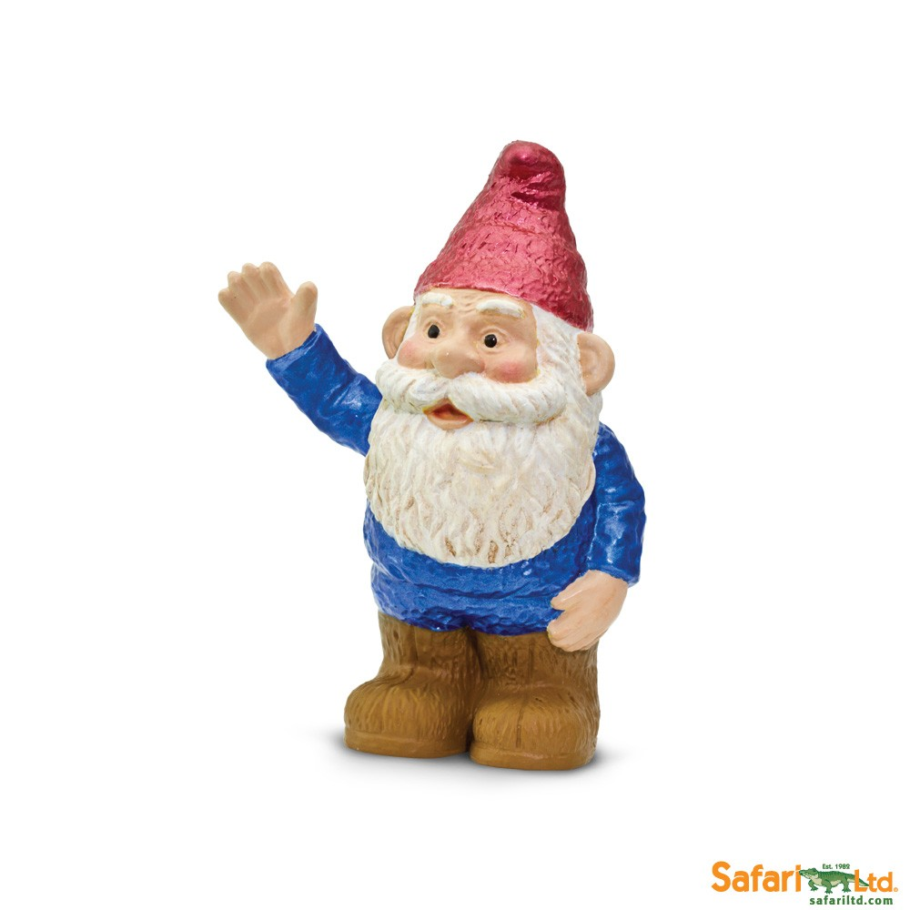 Blue Gnome Vinyl Figure
