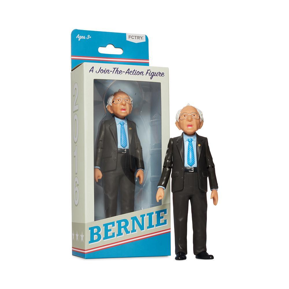 Bernie Sanders Vinyl Figure